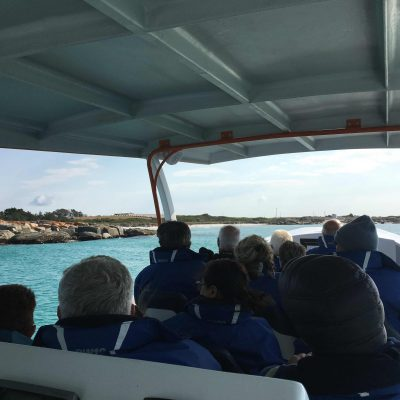 Passengers Bay of Fires Eco Tours